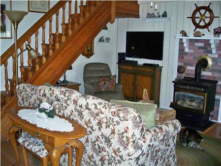 Oak Bluffs, Historic Copeland District  Martha's Vineyard vacation rental - Living Room