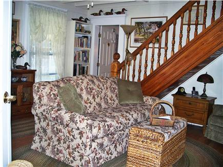 Oak Bluffs, Historic Copeland District  Martha's Vineyard vacation rental - Another view of living room