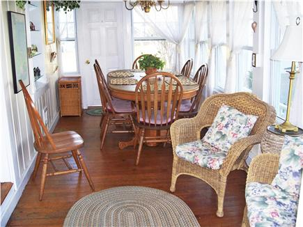 Oak Bluffs, Historic Copeland District  Martha's Vineyard vacation rental - Dining room