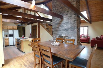 Oak Bluffs Martha's Vineyard vacation rental - Spacious Living Area With Abundant Natural Light