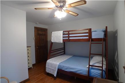 Oak Bluffs Martha's Vineyard vacation rental - Guest Doouble Bottom with Twin Top Bunk