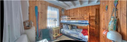 Oak Bluffs Martha's Vineyard vacation rental - 2nd Bedroom with bunk beds