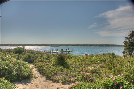 Oak Bluffs Martha's Vineyard vacation rental - Walk just steps the beach on Vineyard Sound