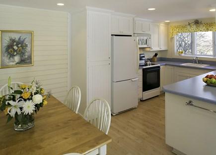 Katama - Edgartown Martha's Vineyard vacation rental - Fully equipped kitchen/dining area