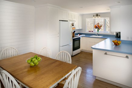 Katama - Edgartown Martha's Vineyard vacation rental - Fully Equipped Kitchen Area