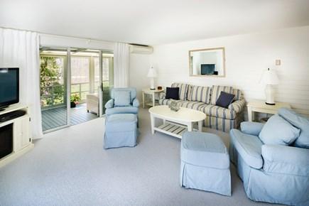 Katama - Edgartown Martha's Vineyard vacation rental - Comfortable living room area