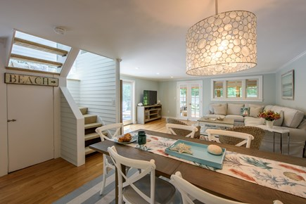 Katama - Edgartown Martha's Vineyard vacation rental - Dining/Living Room