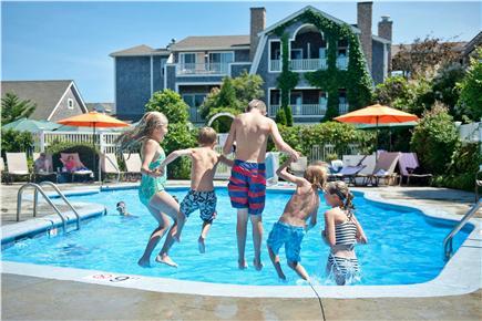 Katama - Edgartown Martha's Vineyard vacation rental - Complimentary use of our Heated Pools
