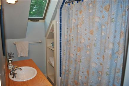 West Tisbury Martha's Vineyard vacation rental - Shared bathroom