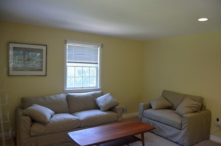Chilmark Martha's Vineyard vacation rental - Loft with Queen Sofa Sleeper