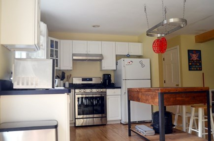 Chilmark Martha's Vineyard vacation rental - Open and Fully Equipped Kitchen