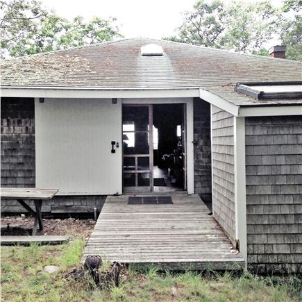 Vineyard Haven Martha's Vineyard vacation rental - This is your first impression of the Lodge, but wait!