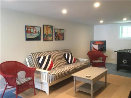Oak Bluffs, East Chop Martha's Vineyard vacation rental - Double futon in basement