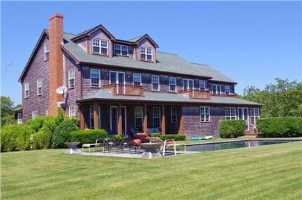 Edgartown Martha's Vineyard vacation rental - Vineyard Estate with Gunite Pool.