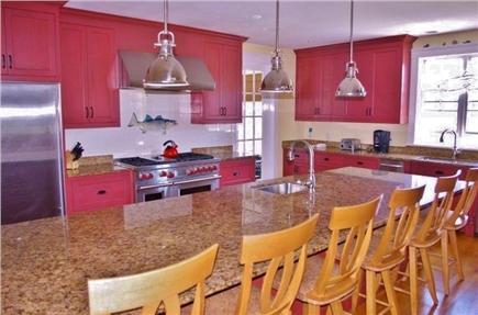 Edgartown Martha's Vineyard vacation rental - Gourmet kitchen.