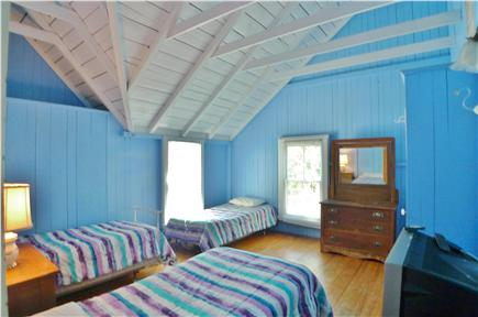 Oak Bluffs Martha's Vineyard vacation rental - 2nd Fl 3 Twins