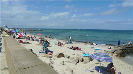 Oak Bluffs Martha's Vineyard vacation rental - Enjoying incredible day at the  Beach