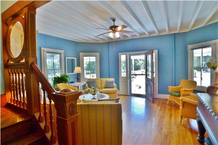 Oak Bluffs Martha's Vineyard vacation rental - Light & bright Living Room
