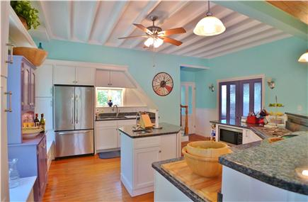 Oak Bluffs Martha's Vineyard vacation rental - A Kitchen where memories are made