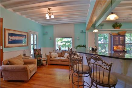 Oak Bluffs Martha's Vineyard vacation rental - Breakfast bar , with sitting area