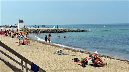Oak Bluffs Martha's Vineyard vacation rental - Inkwell beach is just a short stroll away