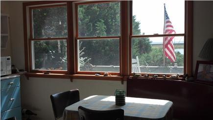 Oak Bluffs Martha's Vineyard vacation rental - Dining area in kitchen