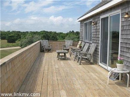 Katama - Edgartown, Edgartown Martha's Vineyard vacation rental - Lovely deck area