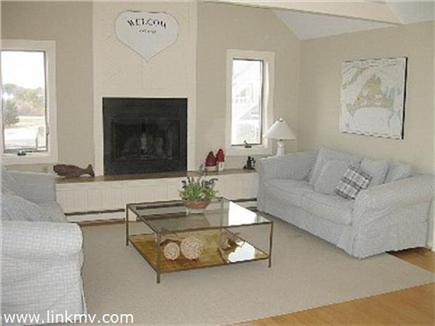 Katama - Edgartown, Edgartown Martha's Vineyard vacation rental - Comfortable living room