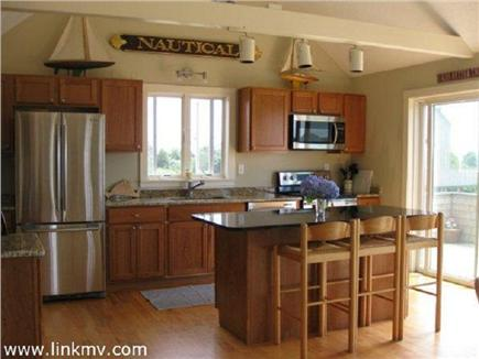 Katama - Edgartown, Edgartown Martha's Vineyard vacation rental - Very modern kitchen