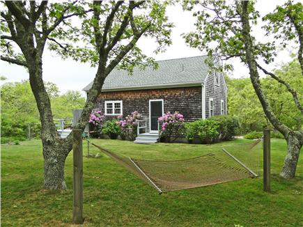 Chilmark Martha's Vineyard vacation rental - Charming, private cottage with large yard