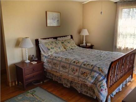 West Tisbury Martha's Vineyard vacation rental - Master bedroom with queen bed