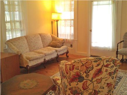 Oak Bluffs Martha's Vineyard vacation rental - Downstairs Living Room