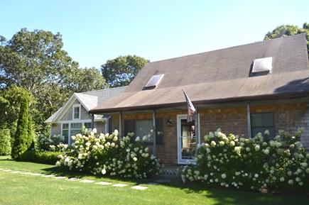 Oak Bluffs Martha's Vineyard vacation rental - Front of House
