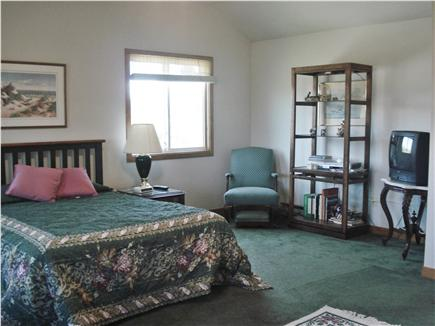 West Tisbury Martha's Vineyard vacation rental - The second floor master bedroom with a king bed is very spacious