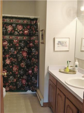 West Tisbury Martha's Vineyard vacation rental - The master bath is a perfect alternative to the outdoor shower