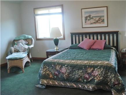 West Tisbury Martha's Vineyard vacation rental - The queen bed is on the first floor
