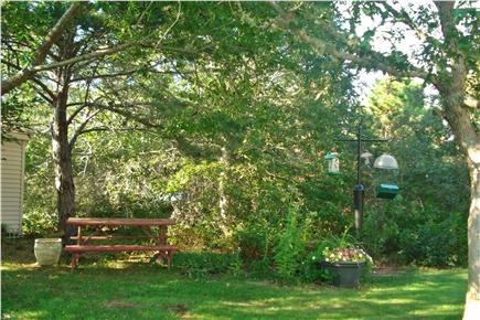 West Tisbury Martha's Vineyard vacation rental - A perfect place for ''al fresco'' dining!
