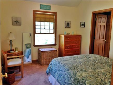 Edgartown, Dodger's Hole Martha's Vineyard vacation rental - Second bedroom on second floor, queen size bed