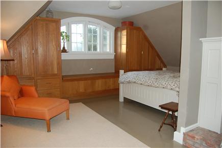 Vineyard Haven Martha's Vineyard vacation rental - Master bedroom with queen Tempurpedic bed
