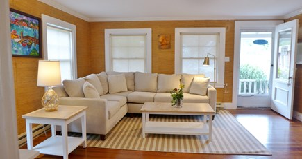 Oak Bluffs Martha's Vineyard vacation rental - Living room 2nd view