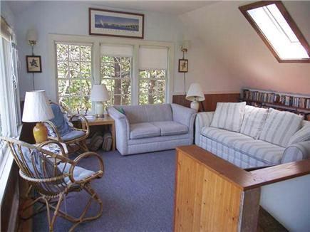 Chappaquiddick, Wasque Martha's Vineyard vacation rental - Living Room