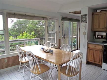 Chappaquiddick, Wasque Martha's Vineyard vacation rental - Dining/Kitchen