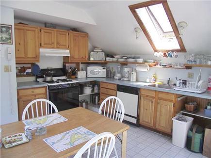 Chappaquiddick, Wasque Martha's Vineyard vacation rental - Kitchen/Dining