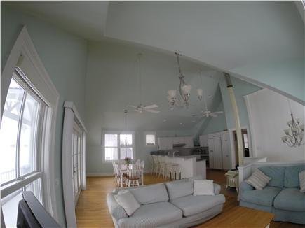 Oak Bluffs Martha's Vineyard vacation rental - Light filled second floor living area