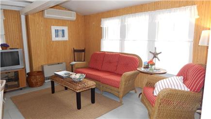 Oak Bluffs Martha's Vineyard vacation rental - Comfortable Living Room with Television