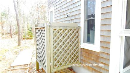 Oak Bluffs Martha's Vineyard vacation rental - Take a Refreshing Outdoor Shower after a day at the Beach!
