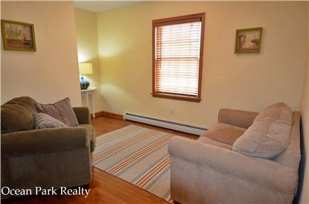 Edgartown Martha's Vineyard vacation rental - Upstairs sitting room with sofabed