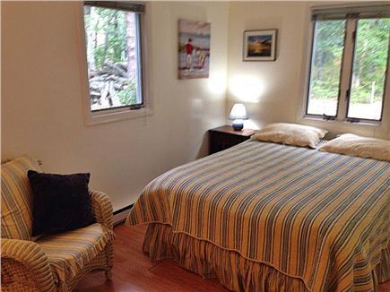 Edgartown Martha's Vineyard vacation rental - Queen size bed in Bedroom 3