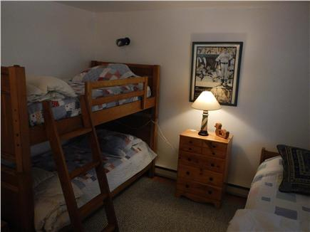 Edgartown Martha's Vineyard vacation rental - Kids room, Bunk bed and a singe bed