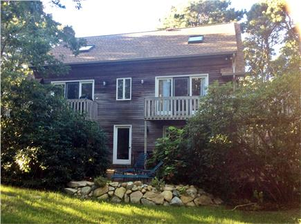 Edgartown Martha's Vineyard vacation rental - Front of the house